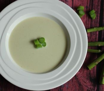 receta de vichysoise