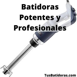 Batidoras Profesionales Potentes